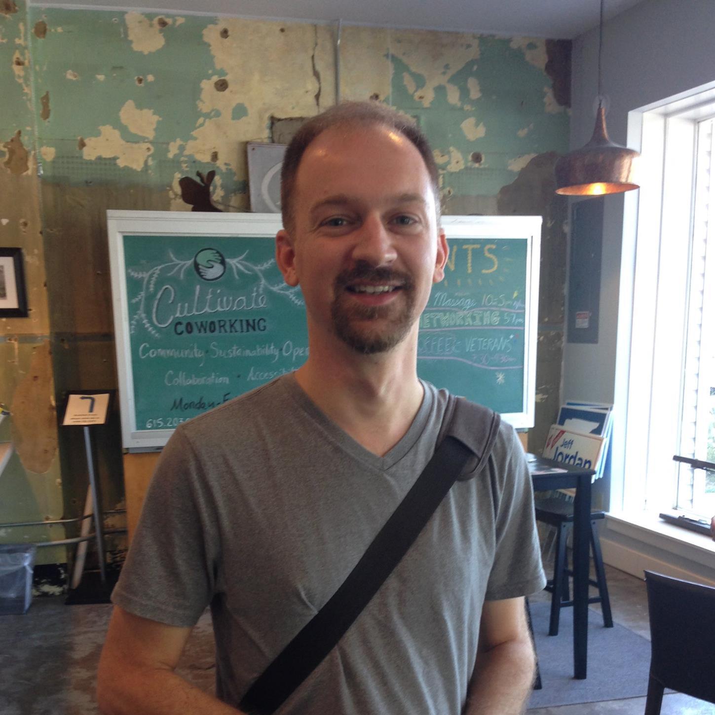 Josh Griffin of Creative Boro Web Design Company