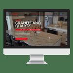 Linco Countertops Web Design by Creative Boro